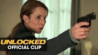 "Unlocked (2017 Movie) Official Clip - ""Back Inside"" - Orlando Bloom, Noomi Rapace"