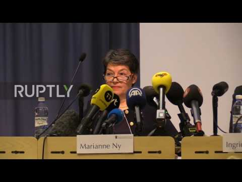 Sweden: Prosecutors drop case against Julian Assange
