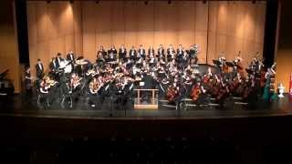 Linn-Mar Spring Orchestra Concert 2014 - Symphony Orchestra