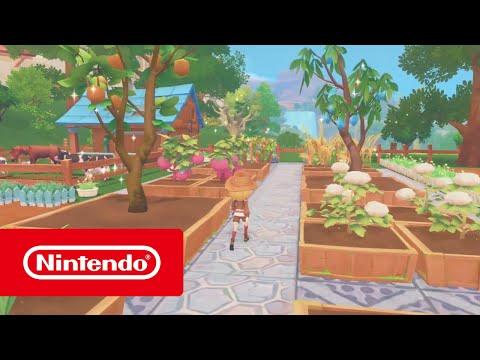 My Time at Portia – Tráiler de preventa (Nintendo Switch)