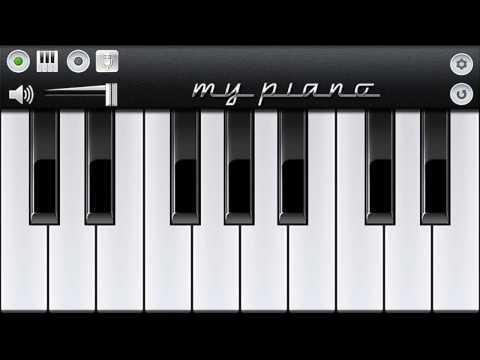 POOMARAM SONG|MOBILE PIANO TUTORIAL|VERY...