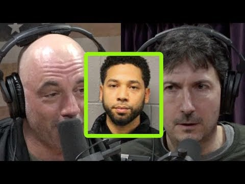 Joe Rogan Explains Jussie Smollett To A Guy Who Lives In The Wilderness