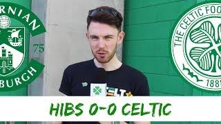 Hibernian 0-0 Celtic | Twitter Reaction