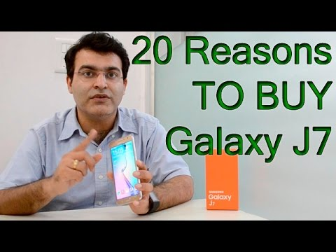 20 Reasons To Buy Samsung Galaxy J7- Crisp Review