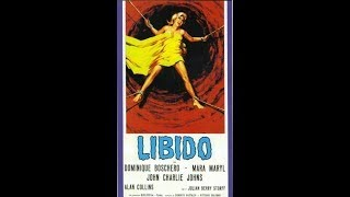 LIBIDO (1965) Film Giallo