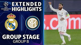 After a tight first 25', karim benzema broke free from the inter defense, he played it right past keeper and tapped home into empty net to push re...