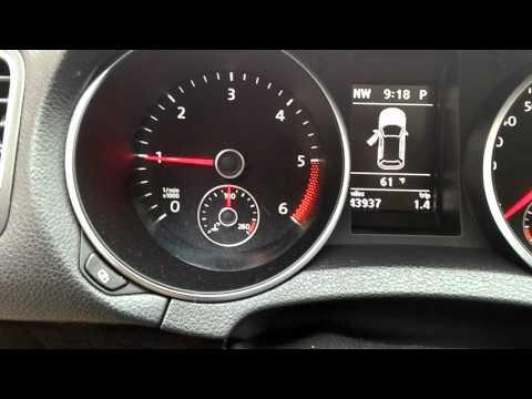 Volkswagen 2010 TDI 2.0 Engine Problem