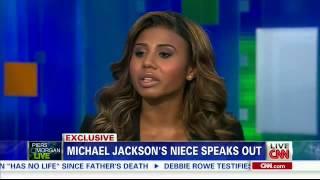 AEG Trial - Genevieve Jackson-Interview (Piers Morgan Live, CNN, 2013.08.15)
