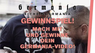 #ichbingermania | Gewinne deine eigene Folge GERMANIA-Folge!