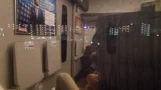 のぞみ248号N700系 名古屋発車 右側車窓