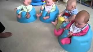 Смешные дети.Уроки музыки на горшках