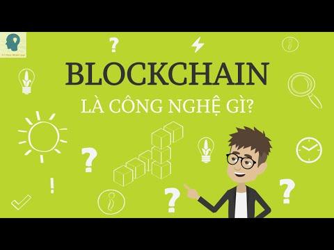 Công Nghệ BlockChain Là Gì | Công Nghệ Blockchain Và ứng Dụng | Tri Thức Nhân Loại