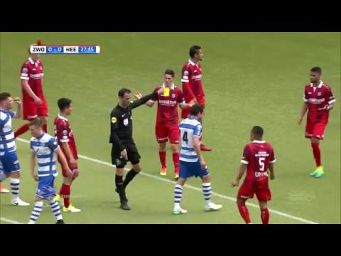 Samenvatting PEC Zwolle - sc Heerenveen (2016-2017)