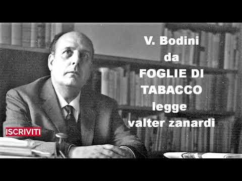 da  FOGLIE DI TABACCO poesie di V. Bodini