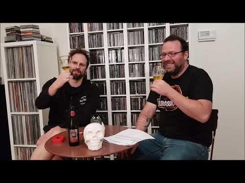 Mattias en Kevin proeven het Iron Maiden Trooper, Sun And Steel bier