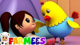miss polly had a dolly  farmees  nursery rhymes  kids songs  3d rhymes by Farmees