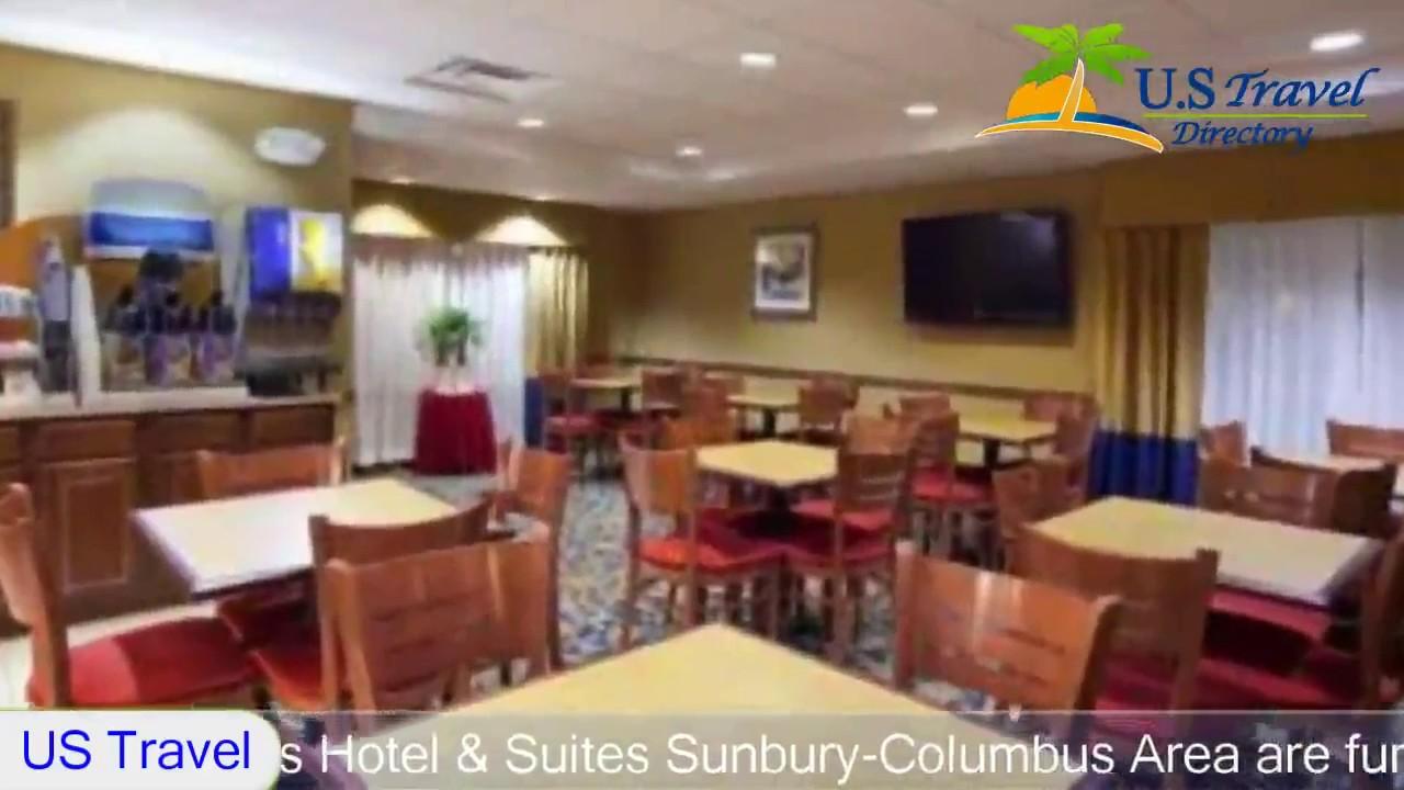 Holiday Inn Express Hotel Suites Sunbury Columbus Area Hotels Ohio