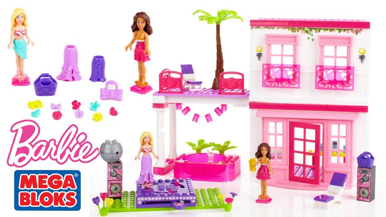 house mega bloks lego casa de playa maison de la plage de