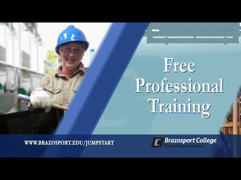Jumpstart at Brazosport College