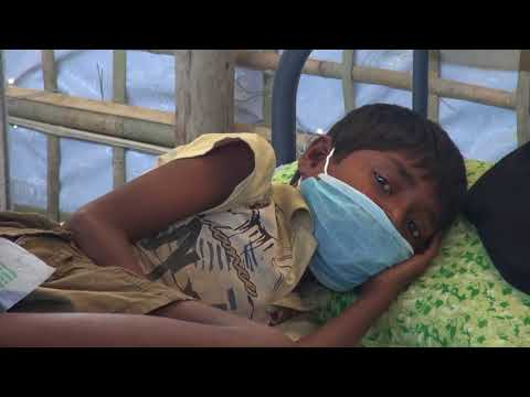 WHO: Bangladesh - diphtheria outbreak - urgent need for treatment and vaccination
