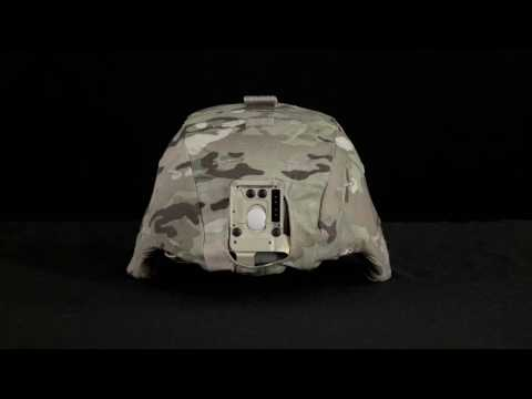 Configuring The Advanced Combat Helmet With An AN/PSQ-20 Or -20A Night Vision Goggle