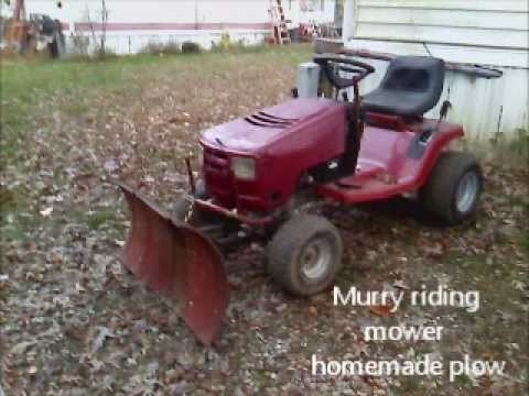 Plow For Garden Tractor   Home design ideas
