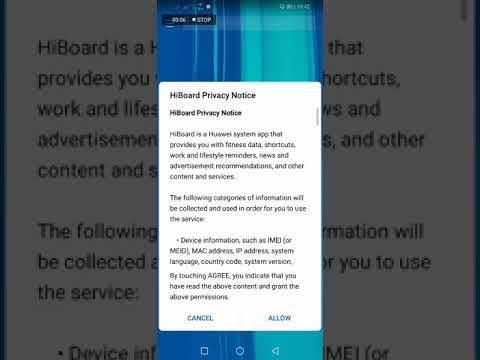 After Updating Huawei Y9 2019 To Android 9 0(Pie)