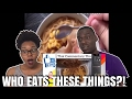 Alwaysp0ppin FUNNY FOOD COMMENTARY REACTION!!