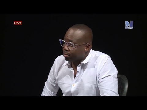 Paul Adom-Otchere Live Stream
