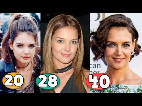Katie Holmes ♕ Transformation From 20 To 40 Years OLD