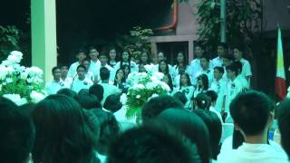 Manila Science High School Senior Choir - Circle of Life