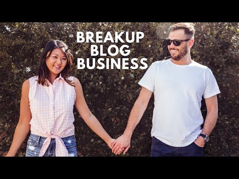 How I Turned My Dating Blog Into A Business