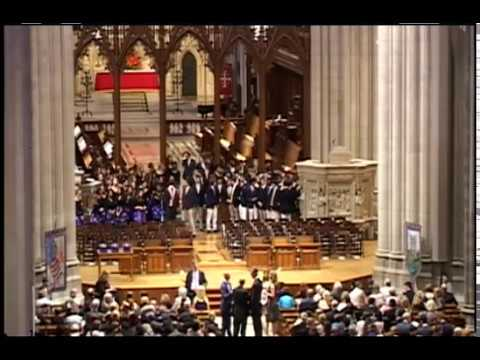 National Cathedral School Commencement 2019