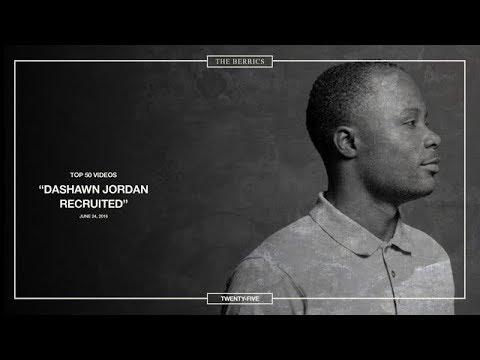 Berrics Top 50: #25   Dashawn Jordan - Recruit