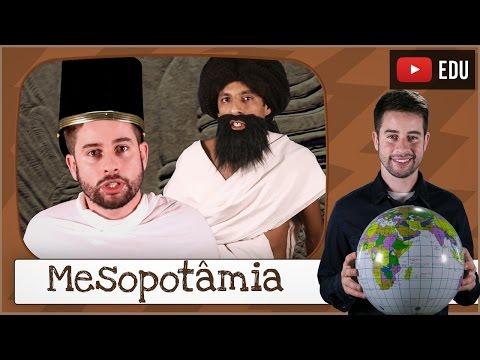 Mesopotâmia #1 (ou Mesopotreta)