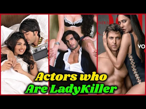 10 Bollywood Actors Who Are Womanizers And Playboy