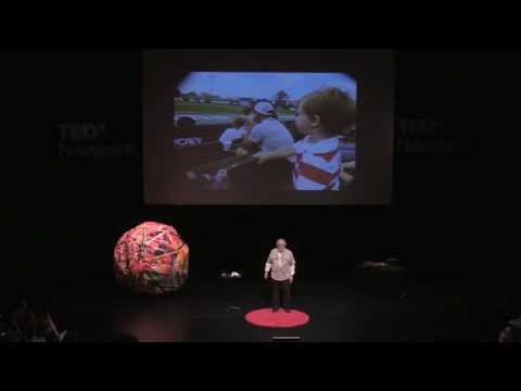 Play ball -- the anthropology of baseball: Stanton Green at TEDxNavesink