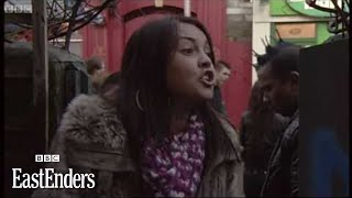 Lucy Beale throws a houseparty - EastEnders - BBC
