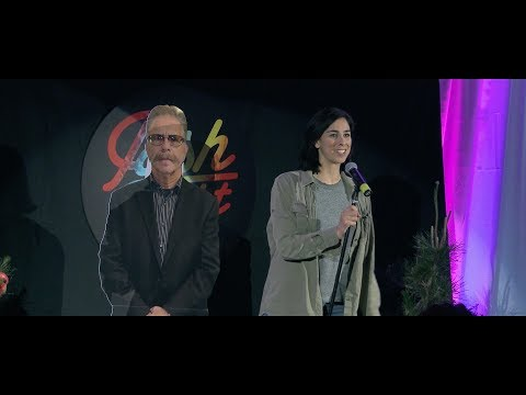 JASHFESHT ft Sarah Silverman, Reggie Watts, Michael Cera, Tim & Eric | Documentary by Konee Rok