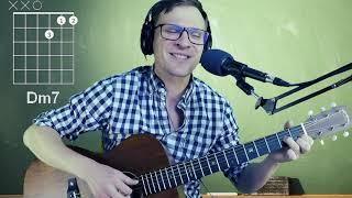 Посвящение друзьям Абдулов аккорды 🎸 кавер табы как играть на гитаре | pro-gitaru.ru видео