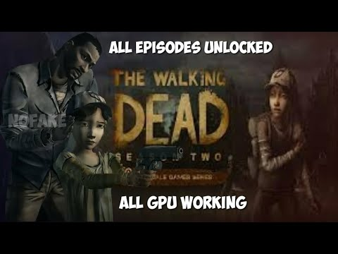 The Walking Dead Season 2 All Episodes Data With Download Link
