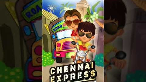 Chennai Express Movie Android Game