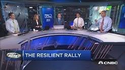 Stocks hit record highs