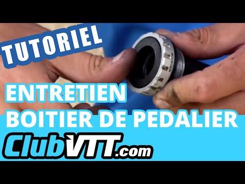 Boitier de pédalier - Entretenir son boitier de pédalier de vélo - 129