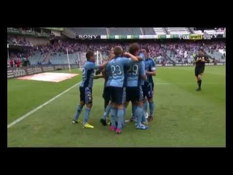 Alessandro Del Piero - Quadripletta / Four Goals - Sydney FC - 19.01.2013