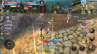 Forsaken World Mobile Battlefield PVP! IOS/Android Soft Launch Canada MMORPG