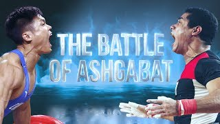 Lyu Xiaojun V Mohamed Ehab | The Battle of Ashgabat