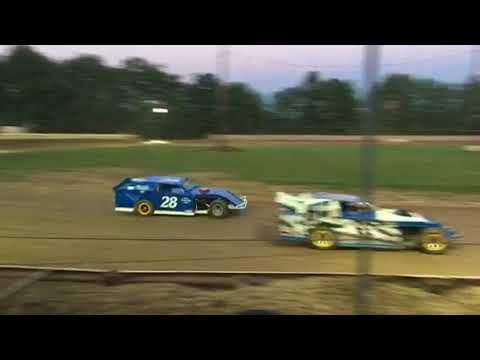 Deerfield Raceway Heat Race #1  8.12.17