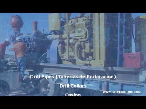 Latin Drilling