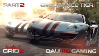 GRID 2 Endurance Tier 1 PC Gameplay FullHD 1080p